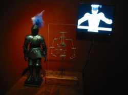 Программируемый автомат или робот (модель) - Леонардо да Винчи