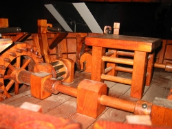 Leonardo da Vinci - модель танка